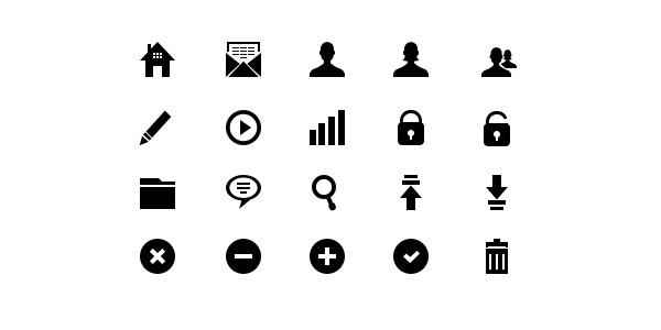 20-glyph-icons