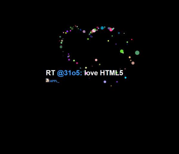 html5-experiment