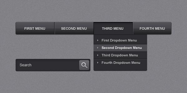 sleek-navigation-menu